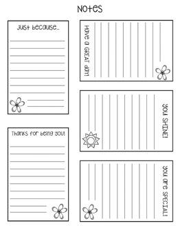 Kindness Paper Bag Booklet #Kindnessnation