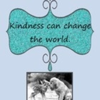 #springbackin Kindness Poster Bundle