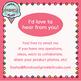 Kindness Poster FREEBIE / Speech Bubble Posters