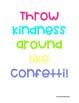 Kindness Poster Freebie