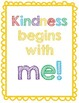 Kindness Posters
