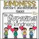 Kindness Posters and Response Sheet