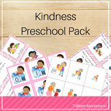 Kindness Preschool Pack