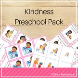 Kindness Preschool Pack