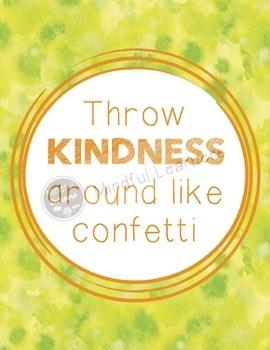 Kindness- Primary