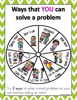 Kindness, Problem Solving, and Bucket Filling!