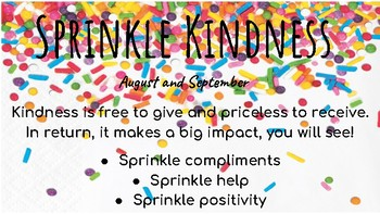 Kindness Project All Year