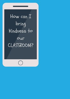 Kindness Project Poster