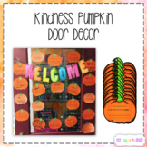 Kindness Pumpkins Door Decor