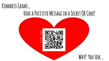 Kindness QR Code Scavenger Hunt