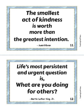 Kindness Quotes For Bulletin Boards Friendship Quotes Character Education