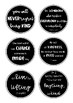 Kindness Quotes Printable Desk Plates