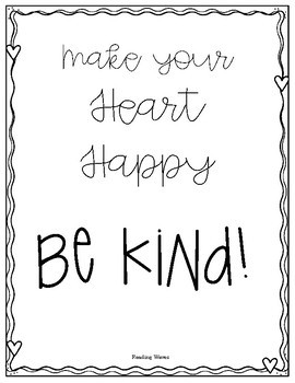 Kindness Quotes for the Classroom