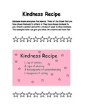 Kindness Recipe