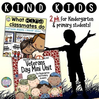 Kindness Resources - Kindergarten and Primary (U.S.)
