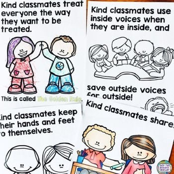 Kindness Resources - Kindergarten and Primary (Canada)