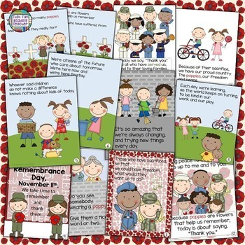 Kindness Resources   Remembrance Day