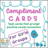 Kindness Compliment CARDS for Peers to Gift Each Other in Friendship Groups
