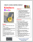 Kindness Rocks - Because Kindness is Contagious!