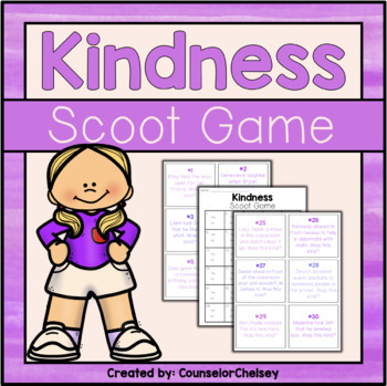 Kindness Scoot Game