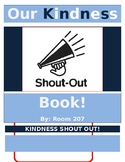 Kindness Shout Out Class Book