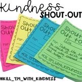 Kindness Shout-Outs #teachersloveteachers