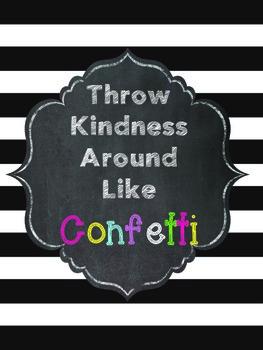 Kindness Sign