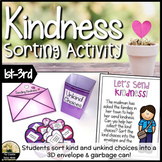 Kindness Sorting Activity
