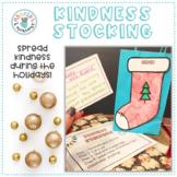 Kindness Stocking (Holiday Activity)
