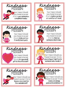 Kindness Superheroes: Promoting Kindness and Empathy in ...