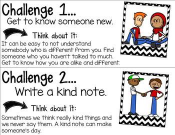 #kindnessnation #weholdthesetruths Kindness Task Cards