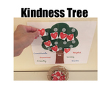Kindness Tree Interactive Poster- Behavior Management