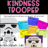 Kindness Troopers (Star Wars Kindness Activity)