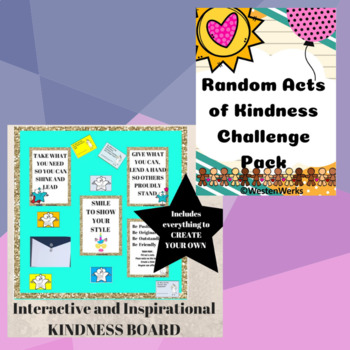 Kindness Ultimate Teaching Pack (Random Acts of Kindness, Take What You Need)