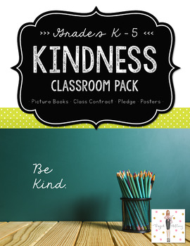 Back to School Read Alouds for a Kindness Themed Classroom