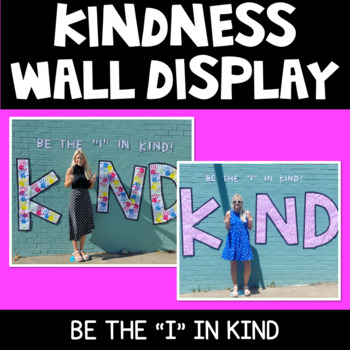 Kindness Wall Display