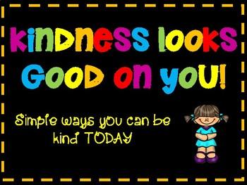 Kindness Wall Displays