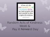 Kindness Week Powerpoint
