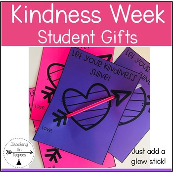 Kindness Week Student Gifts