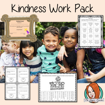 Kicking It With Kindness by Ginger Nuts About Teaching ...