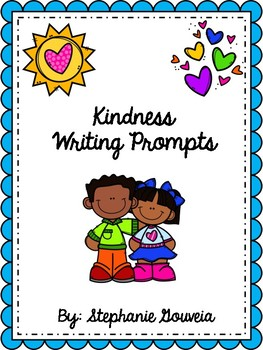 Kindness Writing Activities