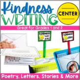 Kindness Writing