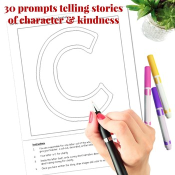 Kindness Writing Prompts