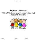 Kindness and Consideration Student Club Manual