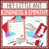 Kindness and Empathy Activities: Hey, Little Ant - Printable And Google Slides