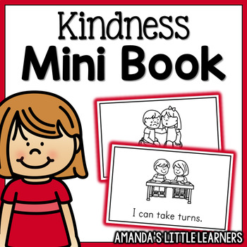 Kindness and Manners Mini Book
