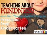 Kindness and Martin Luther King Jr. (prek, preschool, kind