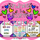 "Kindness in the Classroom Posters (Set of 3) - ""Framed"" an"