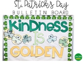 Bulletin Board Kit - Kindness is Golden