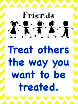 Kindness quotes posters for the classroom 11x17